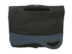 "Targus Black/Blue 15.4"" Embolden Messenger Laptop Case Model TSM051US"