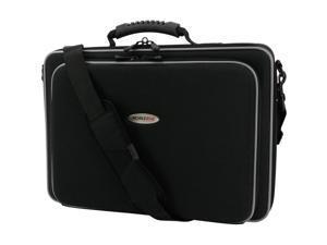 "Mobile Edge Charcoal/Black Ultra TechStyle Portfolio 2.0 - 16"" PC/17"" MacBook Pro Model MEVUC2"