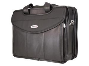 "Mobile Edge Black 15.4"" Premium V-Load Briefcase Model MEVLLP"