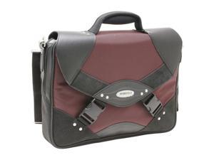 "Mobile Edge - Select 15.6"" Briefcase - Dr. Pepper Red"