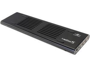 VANTEC Notebook Cooler LPC-501-BK(Black)