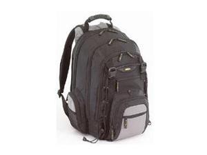 "Targus Black/Gray 15.4"" CityGear Chicago Notebook Backpack Model TCG650"