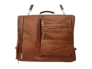Piel LEATHER 9116-SDL Executive Expandable Garment Bag