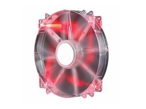 COOLER MASTER Megaflow 200 R4-LUS-07AR-GP Red LED Case cooler
