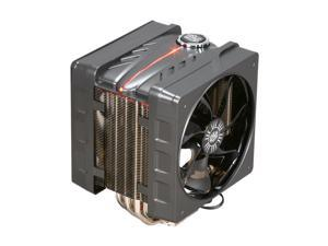 COOLER MASTER  V6 GT 120mm  DynaLoop  CPU Cooler w/ Universal bracket & Dual Fan