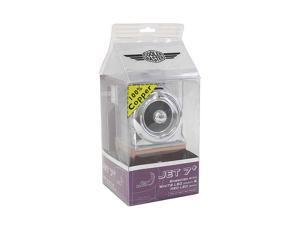 COOLER MASTER JET 7+ 80mm 2 Ball Cooling Fan/Heatsink