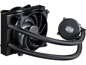 MasterLiquid  120 All-in-one CPU Liquid Cooler with Dual Chamber Pump by Cooler Master