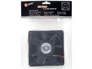 Link Depot FAN-12038-DB Case Cooling Fan