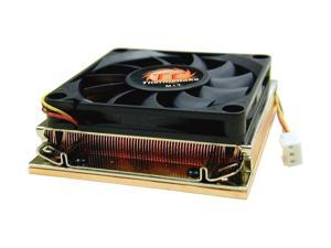 Thermaltake 478 1U (A1240) 70mm 1 Ball, 1 Sleeve Cooling Fan/Heatsink