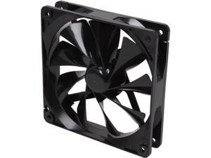 Thermaltake CL-F005-PL12BL-A 120mm Pure Series Quiet High Airflow Case Fan