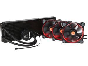 Thermaltake Water 3.0 Riing RGB 360 Edition PWM AIO Tt LCS Certified Liquid Cooling System CL-W108-PL12SW-A