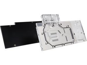 Thermaltake CL-W134-CU00TR-A Pacific V-GTX 10 1080/1070 Founders Edition Nickel Full Cover Transparent GPU Water Block with back