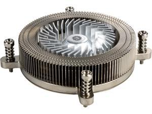 Thermaltake CL-P032-CA06SL-A 60mm Engine 27 1U Low-Profile 70W INTEL PWM CPU Cooler