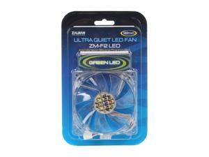 ZALMAN ZM-F2GL Green LED Case Fan