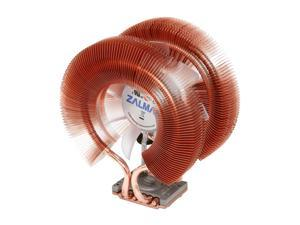 ZALMAN CNPS9900ALED 120mm 2 Ball Low-noise Blue LED CPU Cooler