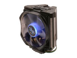ZALMAN CNPS11X Extreme V-Shaped Dual Heatpipe Design w/120mm Long Life Bearing CPU Cooler Compatible with Intel Sandy Bridge