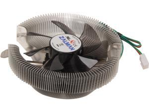 ZALMAN CNPS7000V(AL)-1-PWM 92mm FSB (Fluid Shield Bearing) Silent Pure Aluminum CPU Cooler with enhanced performance and silent operation