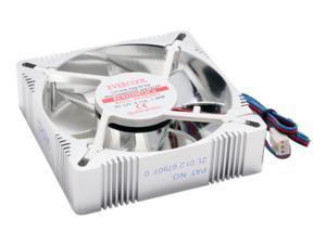 EVERCOOL FAN-AL9025B 92mm Aluminum Case Cooling Fan