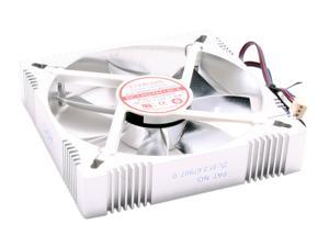 EVERCOOL FAN-AL12025B 120mm Aluminum Case Cooling Fan