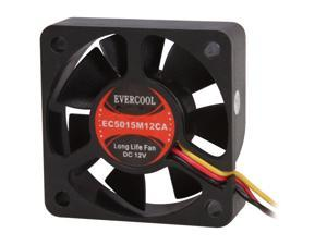 EVERCOOL FAN-EC5015M12CA 50mm Case cooler