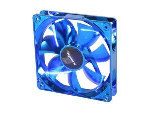bgears b-ice Blue 120mm Blue LED Case Fan