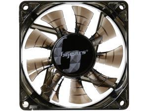 bgears b-PWM 80 Black 80mm Case Fan
