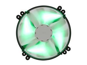 NZXT FS 200LED FS-200RB-GLED Green LED SILENT Green LED Fan with ON/OFF Switch