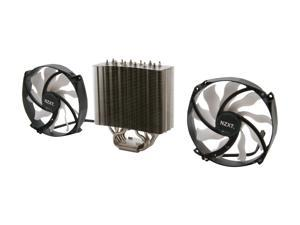 NZXT HAVIK-140 CPU Cooler w. Dual 140mm Fans