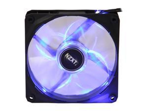 NZXT Air Flow Series RF-FZ120-U1 120mm Blue LED Case Fan