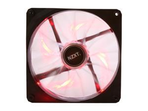 NZXT Air Flow Series RF-FZ140-R1 Red LED Case Fan