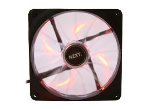 NZXT Air Flow Series RF-FZ140-O1 140mm Orange LED Case Fan