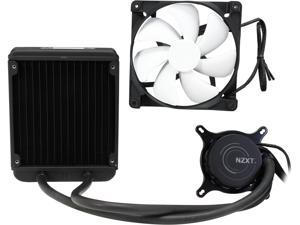 NZXT Kraken X41 RL-KRX41-01 140mm All-In-One Water / Liquid CPU Cooling Solution
