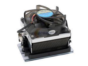 MASSCOOL 5F531B1M3CG 80mm Ball CPU Cooling Fan/Heatsink