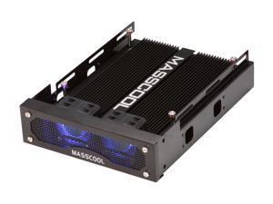 MASSCOOL SYTRIN Kuformula SHF1 Ultra HDD Cooler – BK