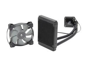 CORSAIR Hydro Series H60 (CW-9060007-WW)  High Performance Water / Liquid CPU Cooler. 120mm