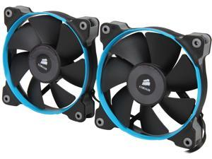 Corsair Air Series SP120 120mm PWM High Performance Edition High Static Pressure Fan  - Twin Pack (CO-9050014-WW)