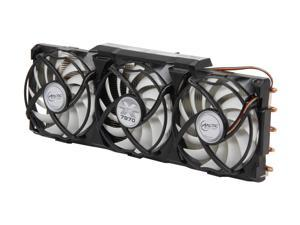 ARCTIC COOLING ACCEL-X-7970 Fluid Dynamic Accelero Xtreme 7970 VGA Cooler for AMD Radeon