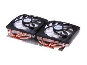 ARCTIC COOLING DCACO-V780001-BL Fluid Dynamic VGA Cooler