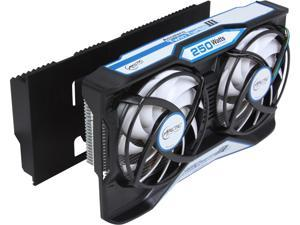 ARCTIC Accelero Twin Turbo III VGA Cooler for nVidia & AMD, Dual 92mm PWM Fans, Patented Backside Heatsink, SLI/CrossFire