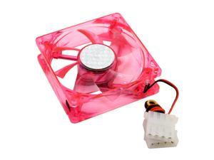 ATRIX FANCIRED4RB-F Red and Blue Flash LED LED Case Cooling Fan