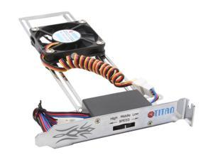 Titan EC-TTC-SC-03 PCI Slot VGA Card Cooling Fan