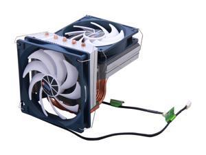 Titan TTC-NC55TZ/RB 120mm & 140mm Z-AXIS Cool & Silent Siberia CPU cooler