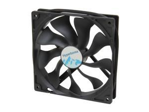 140mm Computer Case Cooling Fan Hydro Dynamic Bearing Silent 2 Speeds Rosewill
