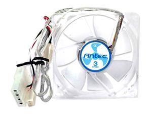 Antec 761345-75080-6 80mm 3-Speed Case Cooling Fan