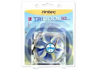 Antec 761345-75092-9 92mm 3-Speed Case Fan