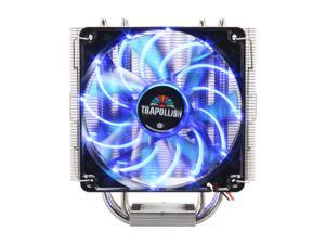 Enermax ETS-T40 T.B.APOLLISH CPU Cooler With PWM Twister Bearing Fan Compatible with latest Intel 2011/1366/1155 and AMD ...
