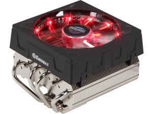 Enermax ETD-T60-VD (Down Flow) CPU Cooler With T.B. Vegas Duo 120mm Red/Blue LED PWM Twister Bearing Fan