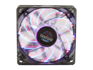 ENERMAX T.B. Vegas Duo UCTVD8A 2 Color (Blue/Red) LED Case Fan with Changeable Modes