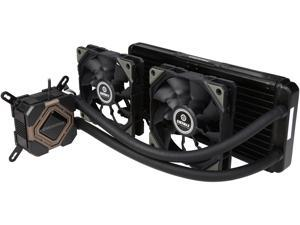 Enermax ELC-LMR240-BS Liqmax II 240 / ELC-LMR240-BS / Liquid CPU Cooler 25mm Fan/ INTEL/AMD with AM4 Support