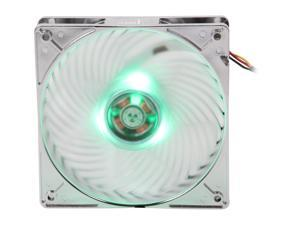 SILVERSTONE Air Penetrator AP121-L AP121-GL Green LED Case Fan
